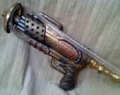 Fizzwigg Auric  Distal Diffuser steampunk gun