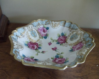 Antique German China Bowl //180