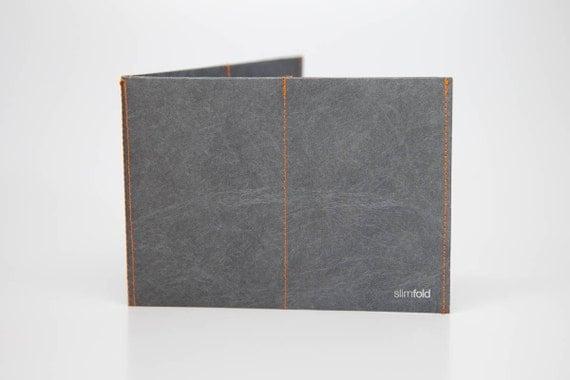 SlimFold Tyvek Wallet (Gray)