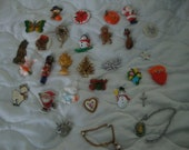 Vintage Brooch Collection