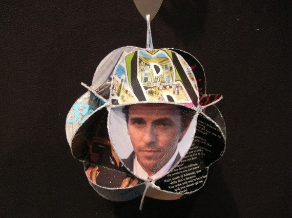 Bruce Springsteen Album Cover Ornament Made Of Record Jackets: E Street Band, Music