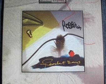 MODERN ENGLISH Ricochet Days Lp 1984 Original Vinyl Record Album