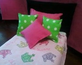 princess crown bedding set- Monster High, Barbie Bedding,