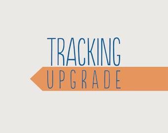 Tracking Upgrade