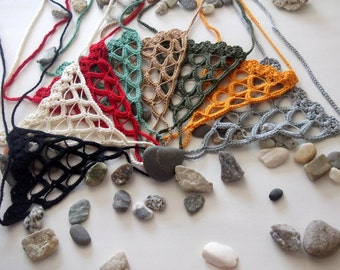 Colorful,Hand Crochet Barefoot Sandals,Gypsy,Beach,barefoot ,Lace Sandals,Pool,Triangles Barefoot Sandals,Lolita,Hippie, Old fashioned,Irish