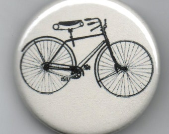 Classic Columbia Bicycle 1.25 inch BUTTON/PIN/BADGE Vintage Image