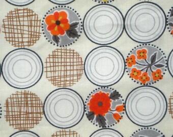 Alexander Henry fabric  'farmdale curio' oatmeal FQ or more