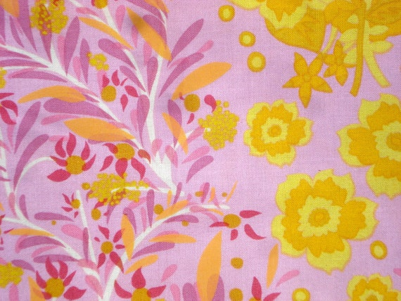 Anna Maria Horner Good Folks Small Gathering Plum Free Spirit fabric FQ or more