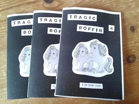 TRAGIC BOFFIN 4 perzine