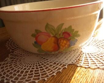 Vintage Universal China Fruit Bowl