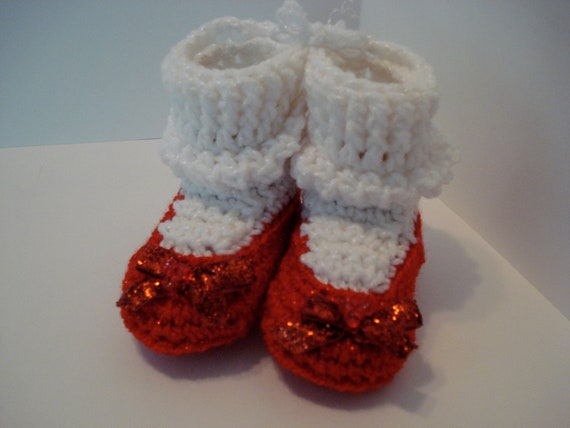 Dorothy's Wizard of Oz Ruby Slippers for Baby 0-3 Months size