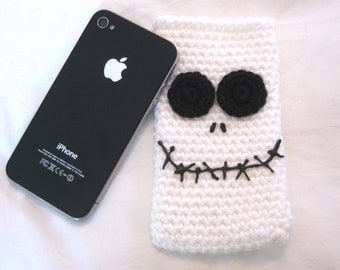 Jack Skellington, The Pumpkin King, Nightmare Before Christmas, ipod, iphone Case
