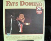 "Fats Domino ""20 Greatest Hits"""