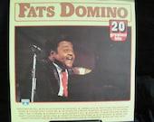 """Fats Domino """"20 Greatest Hits"""""""