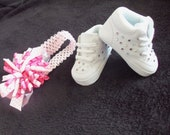 Spark---ly bling baby shoes