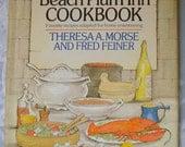 The Beach Plum Inn Cookbook Theresa Morse Fred Feiner 1977 Martha's Vineyard HB DJ