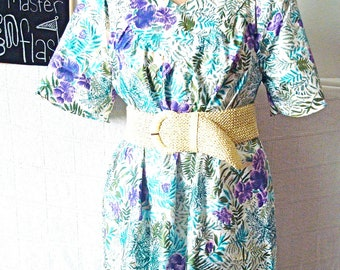 Floral Vintage Muumuu *On Sale!