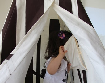 Window Curtain for teepee - custom option for joyjoie teepees