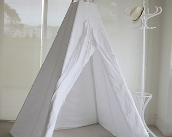 Larger Teepee in Whimsical Style - as seen in Cosmo Bride