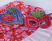 COMBO Super Princess Cape & Mask PDF Pattern