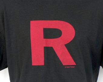 Team Rocket Pocket Monster T-Shirt