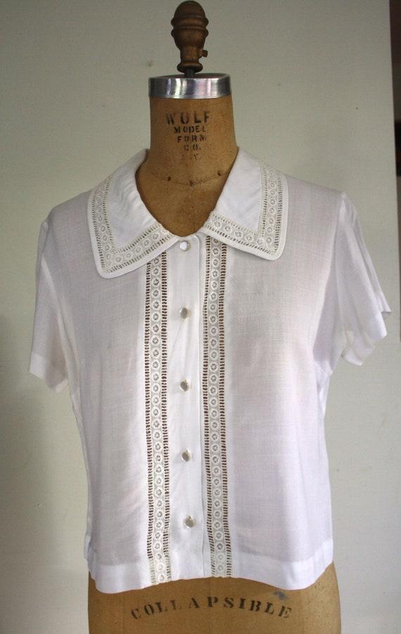 Linen blouse