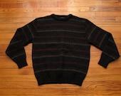 mens vintage pendleton striped sweater