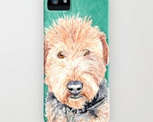 Airedale Terrier Case - Cell Phone Cover - Designer iPhone Samsung Case