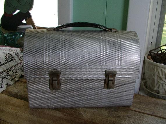dad's metal lunchbox