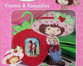 Strawberry Shortcake Frames & Keepsakes - Leisure Arts Publication