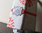 SALE!! My Love - Red - Night Light - ONE AVAILABLE