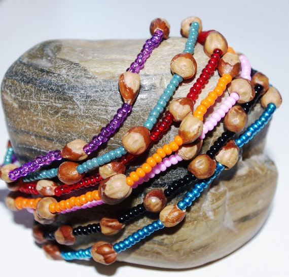 Protection Bracelet Unisex Choose Your Own Color Native