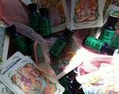 SALE SALE  Open the Vault SALE Floral Tarot Perfumes