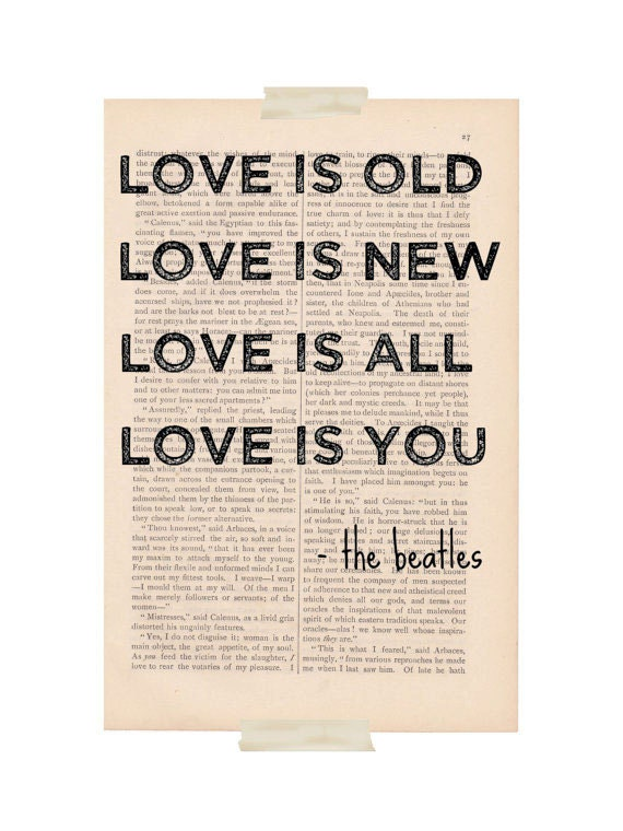 Beatles Love Quotes Beatle Love Quotes Beatles