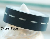 Road Track Washi Masking Tape Roll Adhesive Stickers WT84