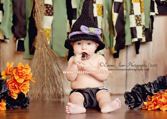 Crafty Witch Hat - Various sizes baby - toddler