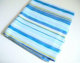 Tea Garden Stripe Fabric, Dena Designs, OOP