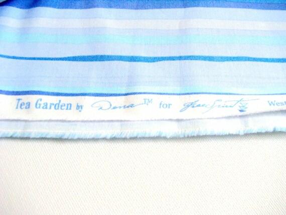 Tea garden stripe fabric dena designs oop from for Dena designs tea garden fabric