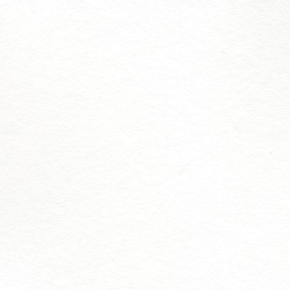 White Cotton Handmade Paper 11x14