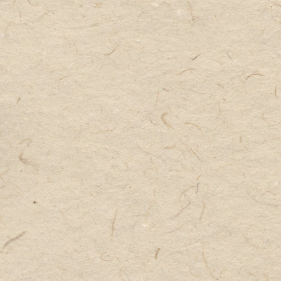 5 Sheets Japanese Gampi Handmade Paper