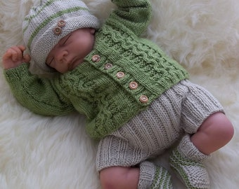 Knitting Pattern Baby Boy Jumper : Baby Boy Sweaters Patterns