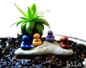 Miniature Clay Sculpture - Keepsake - Curio Collection - Little Bitsies No 66