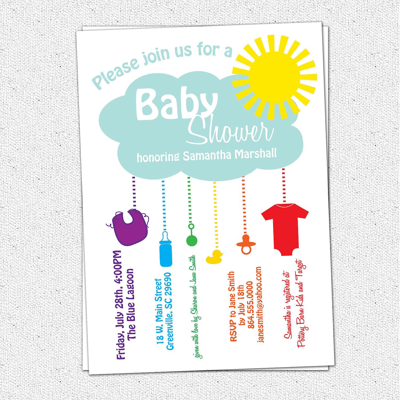 baby shower invitations free boy  my baby shower, Baby shower