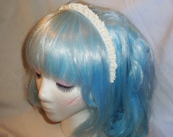 Sweet Whipped Cream Headband - Style C