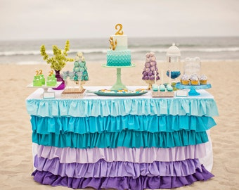 Mermaid Birthday Party Package- Printable