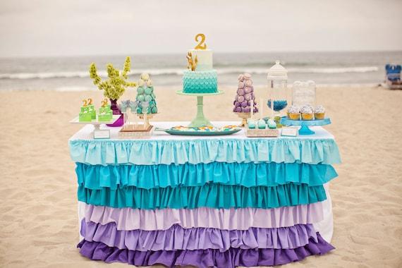 Mermaid Birthday Party Package- Printable