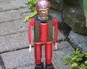 red ape monster robot