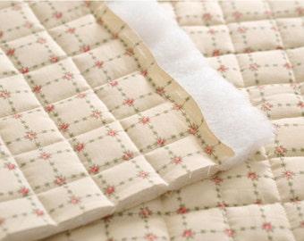 wide duplex quilted cotton 1yard 43179
