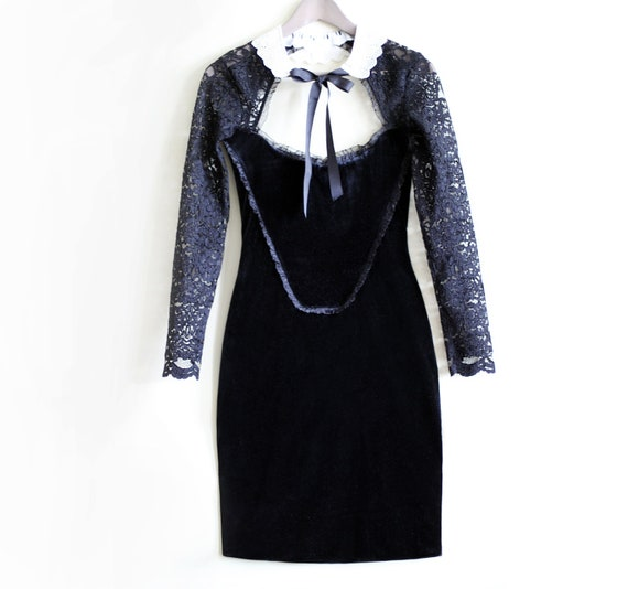 Emilio Pucci Dresses Replica Emilio Pucci Velvet Lace Dress
