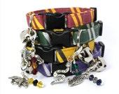 Full Set of Four Wizard Breakaway Cat Collars